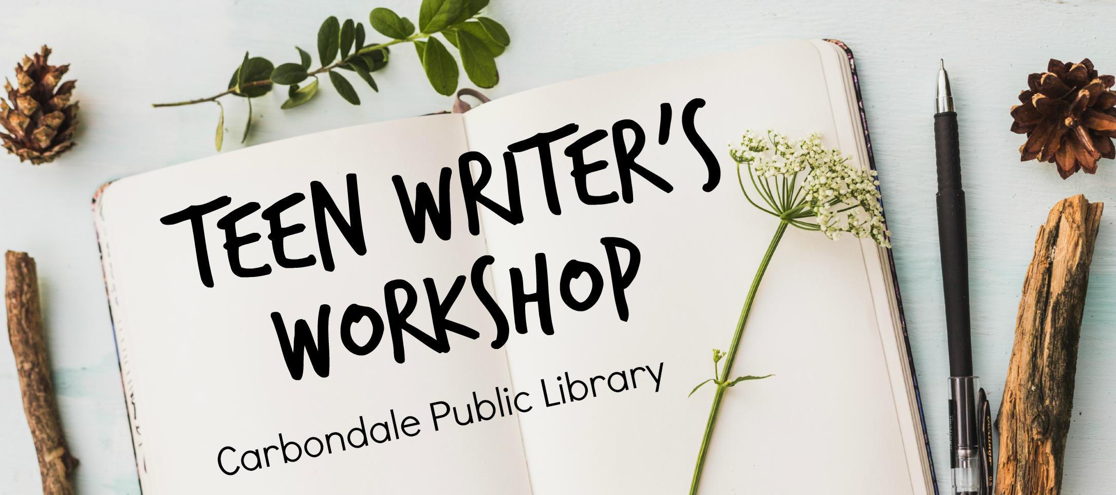 Teen Writer's Workshop